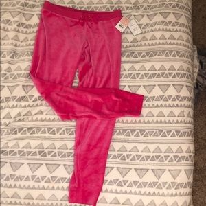 Juicy Couture Velvour Track Pant